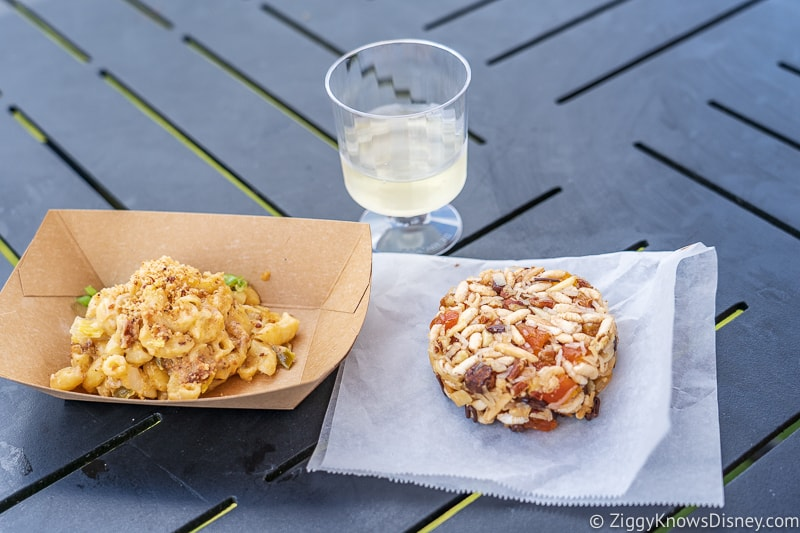 Active Eats Epcot Food and Wine Festival 2019 food