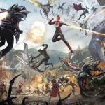 Avengers Ride Disney California Adventure concept art battle
