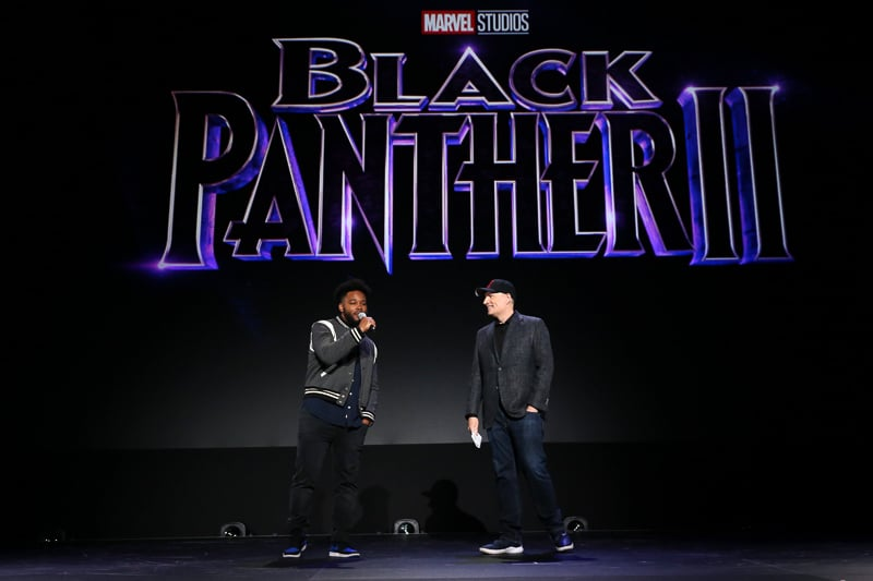 Black Panther 2 D23 Expo
