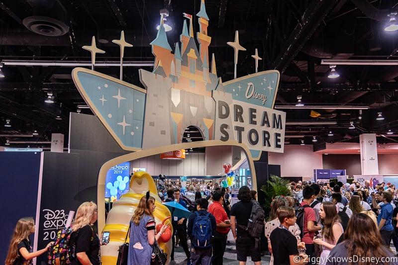 D23 Expo 2019 Show Floor