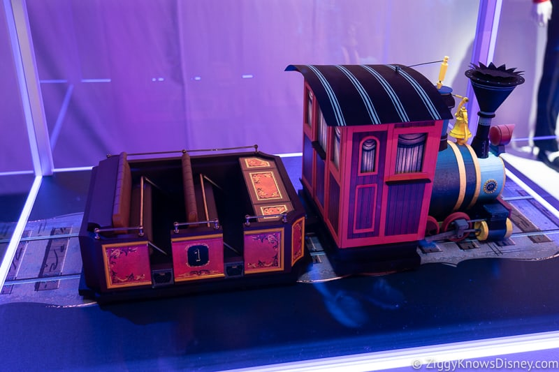 D23 Expo 2019 Mickey and Minnies Runaway Railway