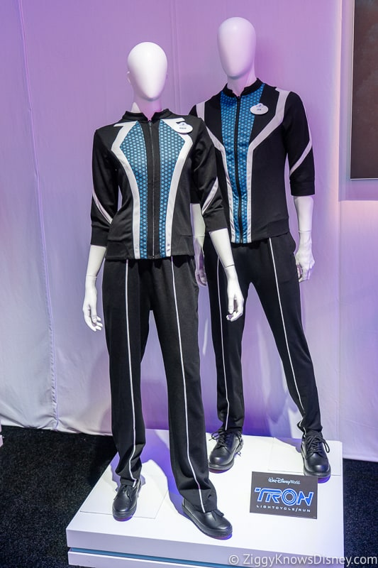D23 Expo 2019 TRON Lightcycle Run