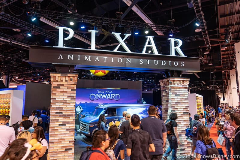 D23 Expo 2019 Floor Tour All The Pavilions On The Show Floor