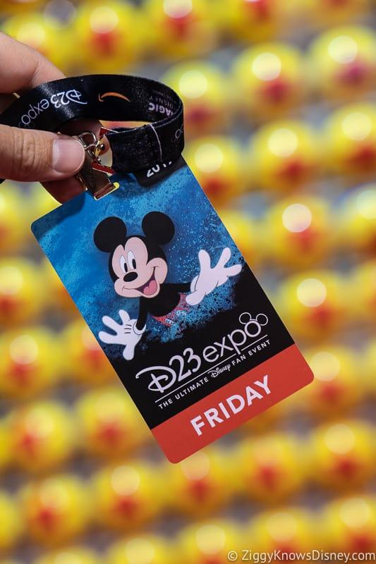 D23 Expo 2019 Pixar