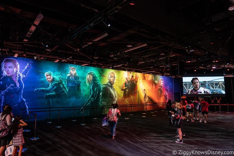 D23 Expo 2019 Marvel Studios