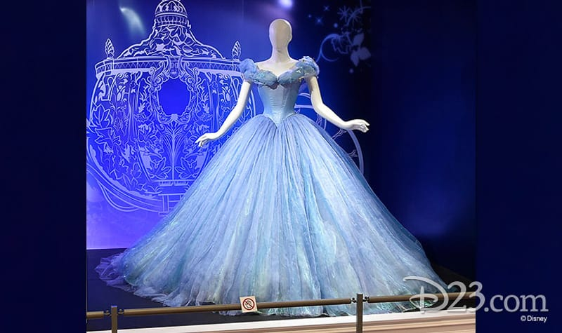 D23 Expo 2019 Cinderella Dress