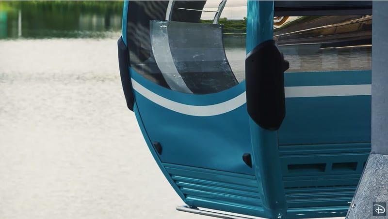 Disney Skyliner gondola lines