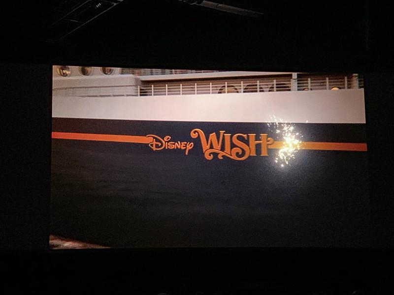 Disney Wish concept art