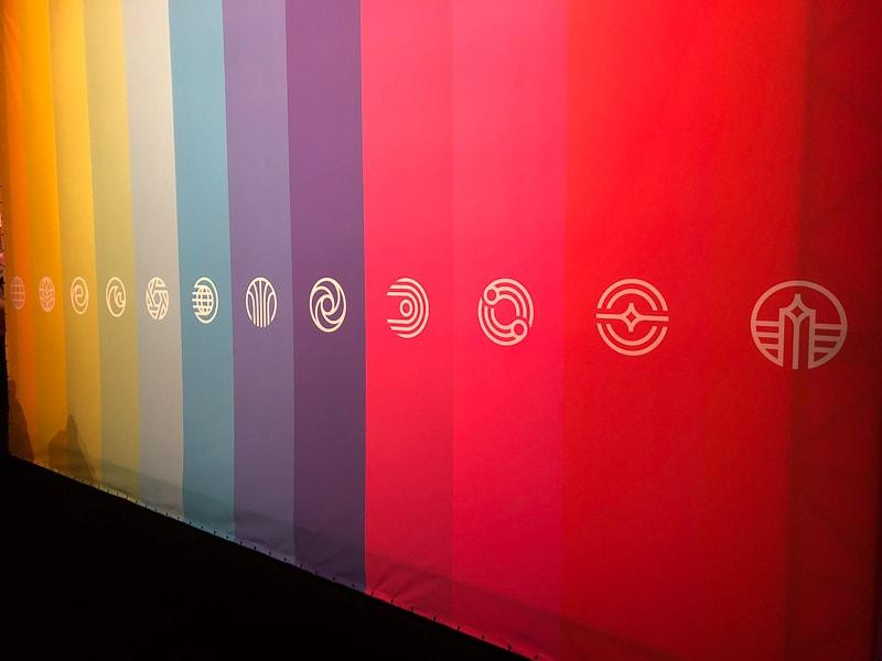 Epcot Logos D23 Expo