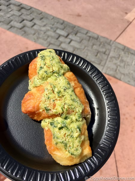 Escargot Croissant 2019 Epcot Food and Wine Festival