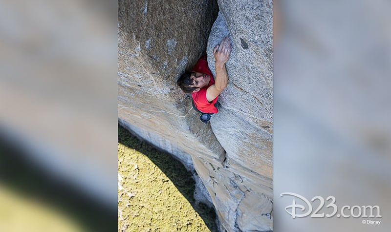 D23 Expo 2019 free solo