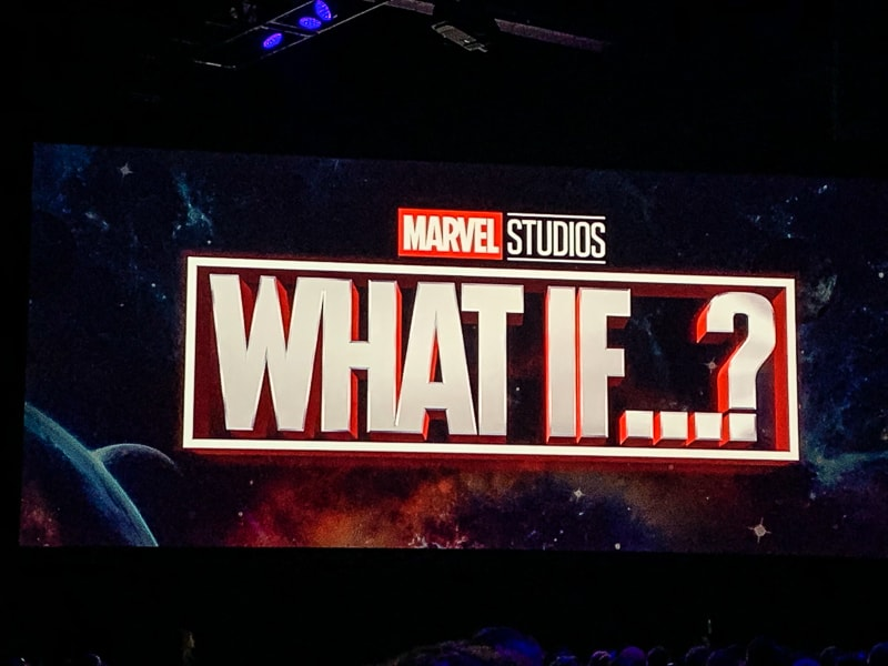Marvel's What If...? D23 Expo