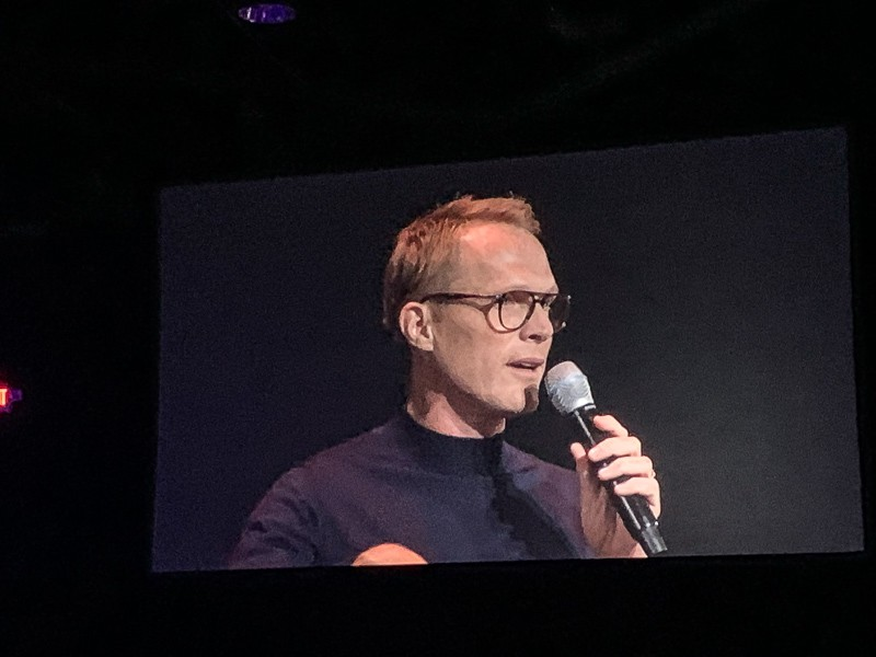 Paul Bettany D23 Expo