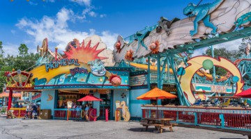 Primeval Whirl Animal Kingdom status