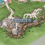 Star Wars Galaxy's Edge Map Disney World