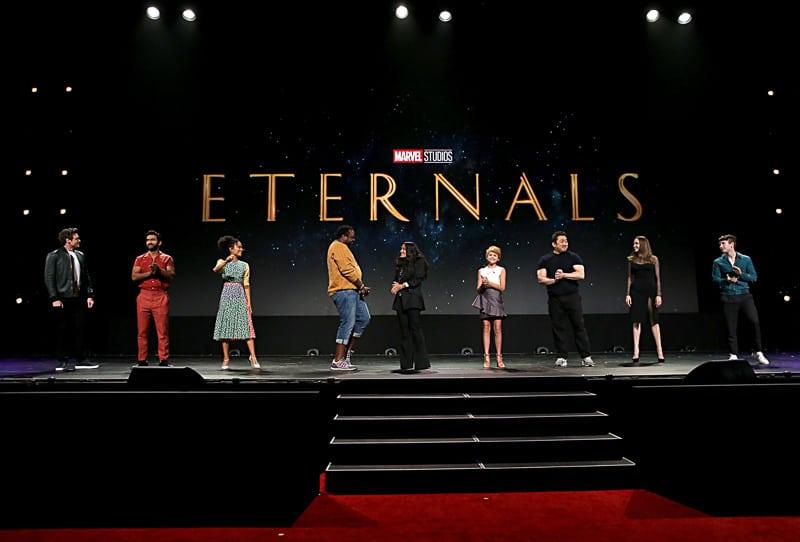 The Eternals D23 Expo