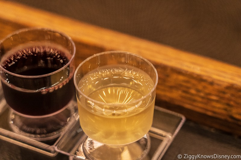 Wine Flight 1 Appleseed Orchard Epcot Food and Wine Festival 2019