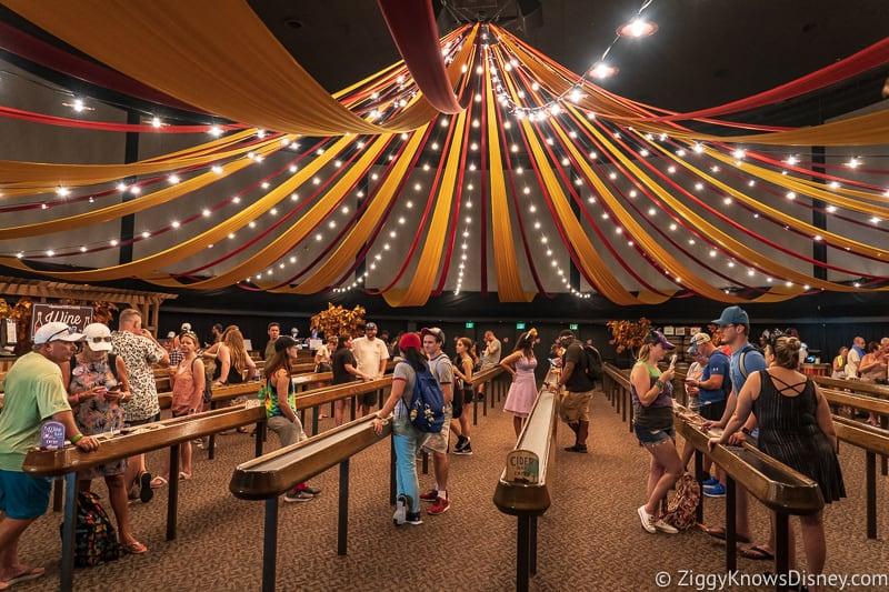 pavilion Appleseed Orchard Epcot Food and Wine Festival 2019