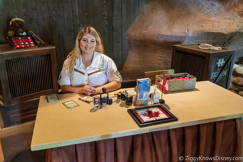 desk Appleseed Orchard Epcot Food and Wine Festival 2019