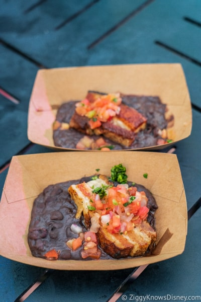 2 Pork Belly in a dish Brazil Epcot Food and Wine Festival 2019