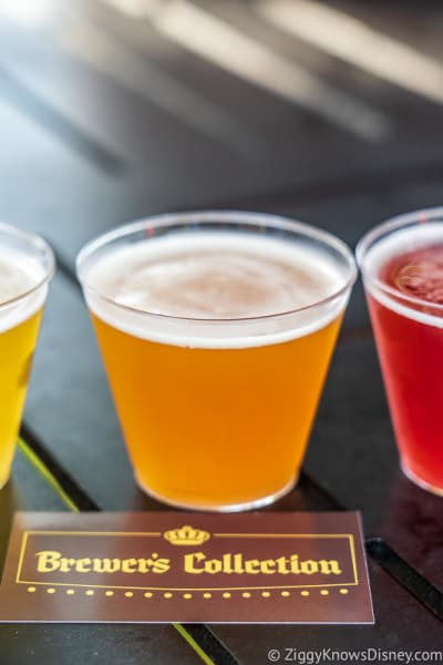 hacker Pschorr weisse Brewer's Collection 2019 Epcot Food and Wine Festival