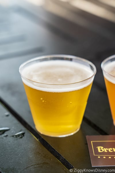 Weihenstephaner Brewer's Collection 2019 Epcot Food and Wine Festival