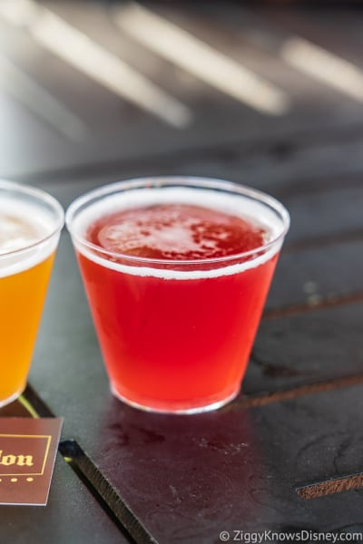 pomegranate beer Brewer's Collection 2019 Epcot Food and Wine Festival
