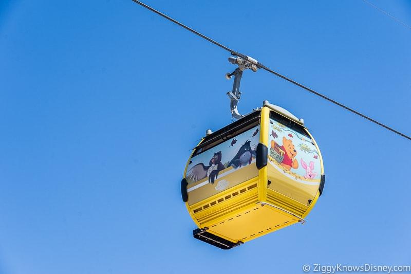 Disney Skyliner Gondolas Characters Winnie the Pooh 3