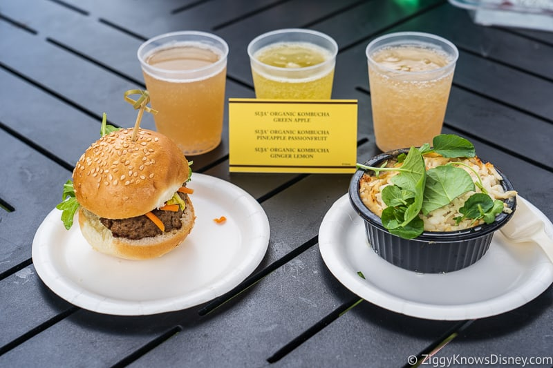 Earth Eats 2019 Epcot Food and Wine Festival food
