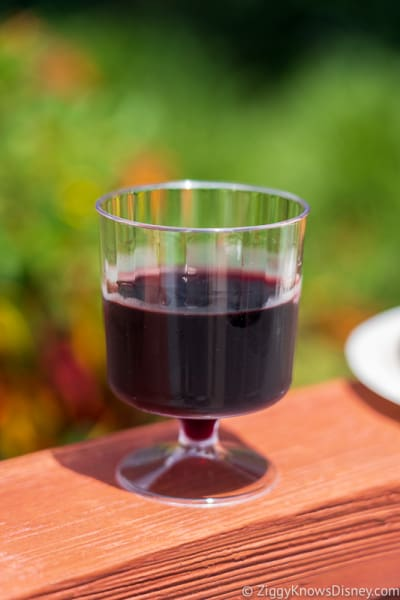 Zinfandel Flavors from Fire 2019 Epcot Food and Wine Festival