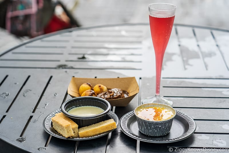 France 2019 Epcot Food and Wine Festival food