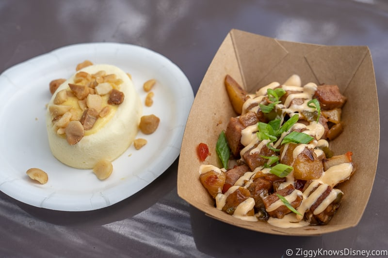 Hawaii 2019 Epcot Food and Wine Festival food