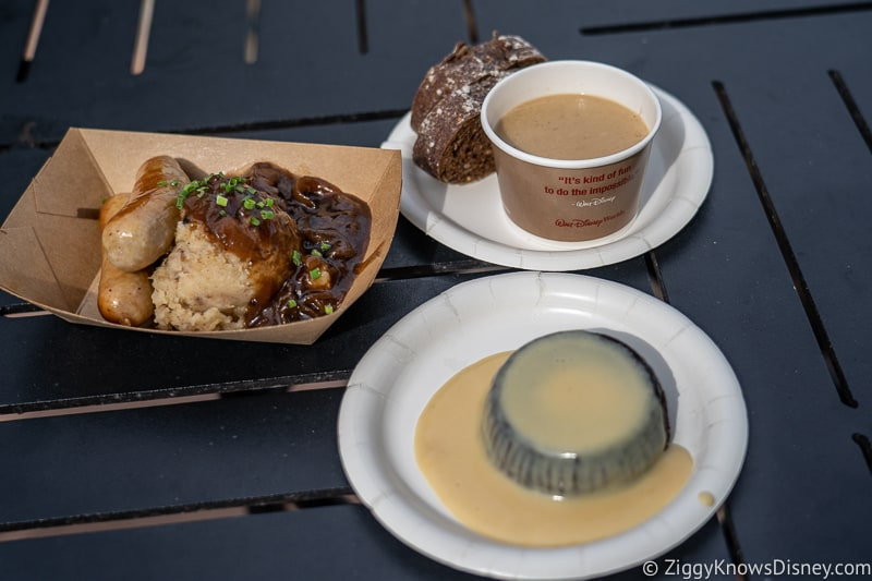Food Ireland 2019 Epcot Food and Wine Festival