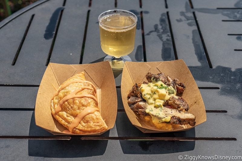 Food Islands of the Caribbean 2019 Epcot Food and Wine Festival