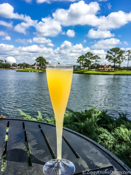Mimosa Royale Morocco 2019 Epcot Food and Wine Festival