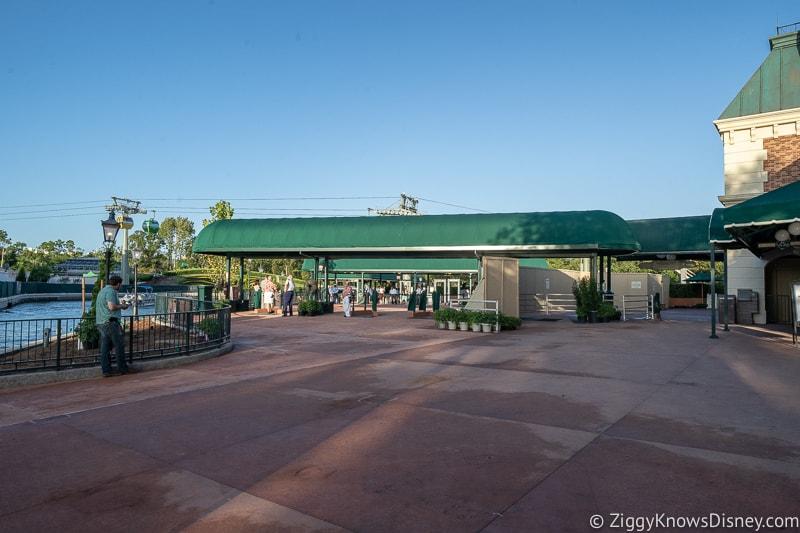 New Guest Entrance International Gateway 2