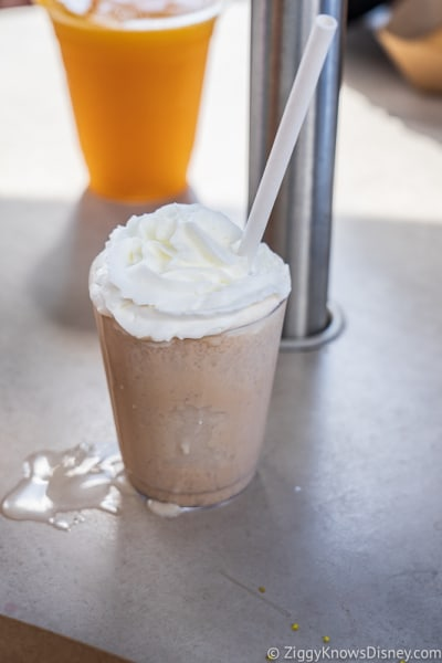 Savanna Smoothie Refreshment Outpost 2019 Epcot Food and Wine Festival