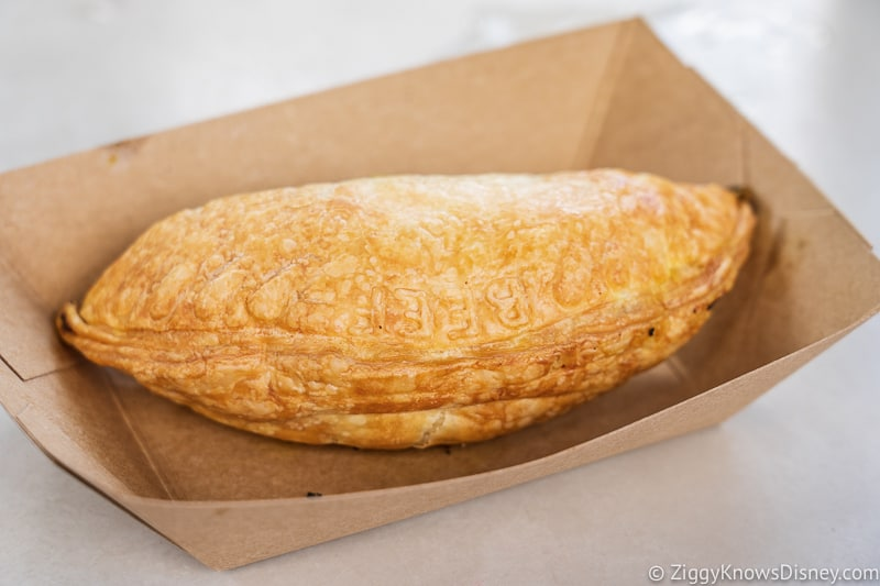 Nigerian Meat Pie Refreshment Outpost 2019 Epcot Food and Wine Festival