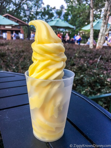 Dole Whip Refreshment Port 2019 Epcot Food and Wine Festival