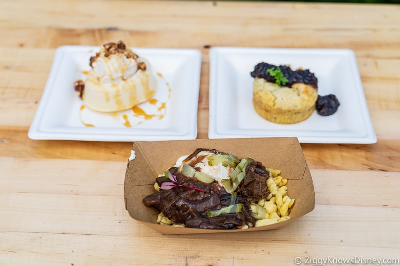 The Cheese Studio 2019 Epcot Food and Wine Festival food