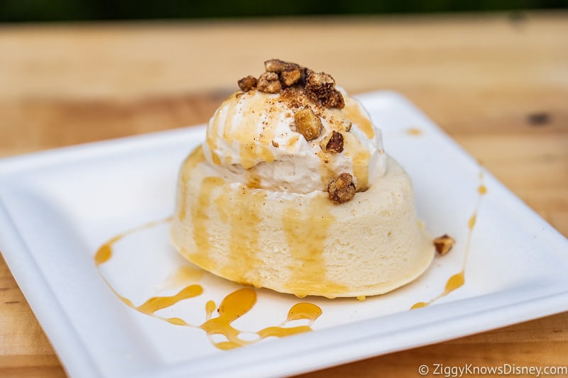 maple bourbon cheesecake The Cheese Studio 2019 Epcot Food and Wine Festival