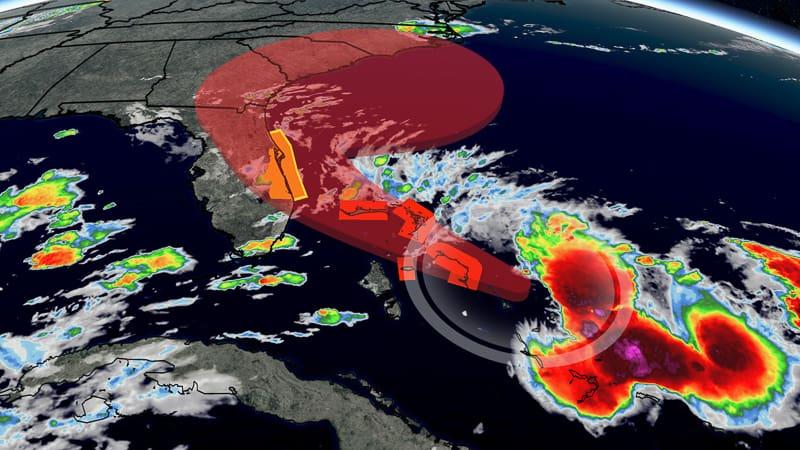 Tropical Storm Nine 2