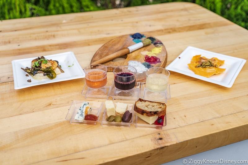 food Wine and Dine Studio 2019 Epcot Food and Wine Festival