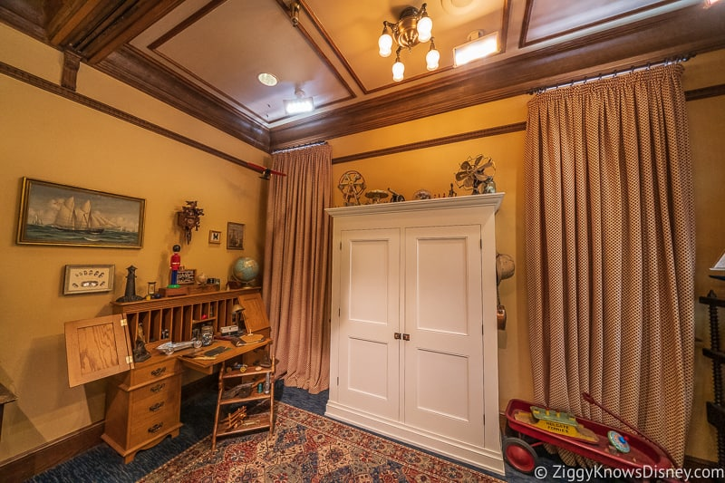 Christopher Robin's Room in Epcot