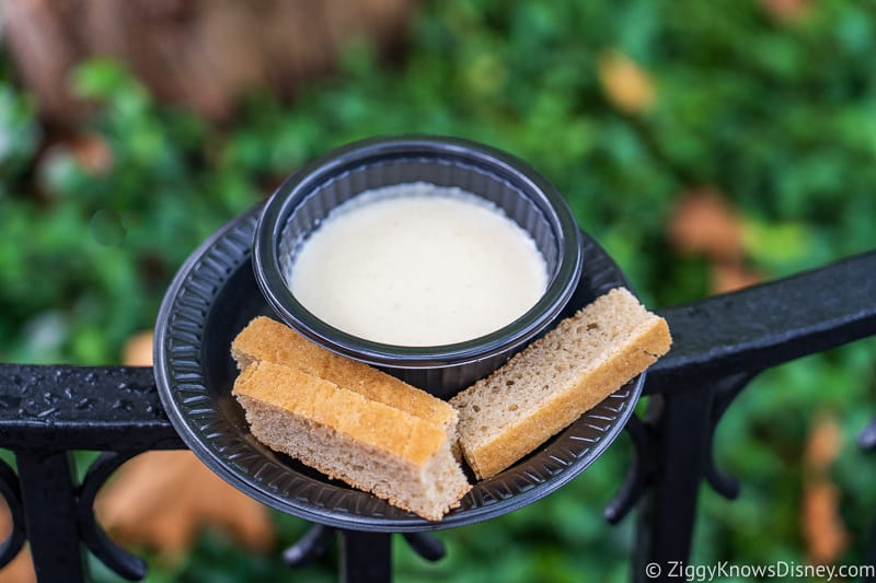 Cheese fondue France Worst Snacks Epcot Food and Wine