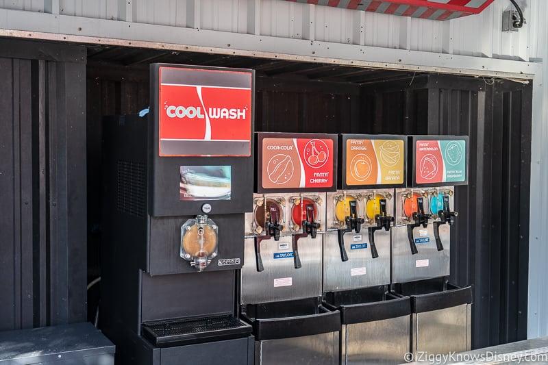 slushies Cool Wash 2019 Epcot Food and Wine Festival