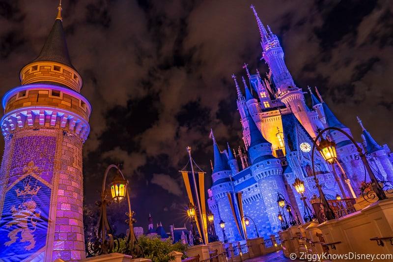 Disney Vacation Club Moonlight Magic dates