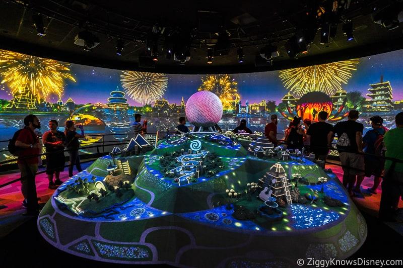 Disney Harmonious debuting in Epcot 2021