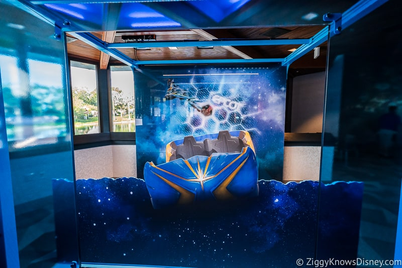 Epcot Experience Odyssey Epcot Photo Opportunities Guardians of the Galaxy 2