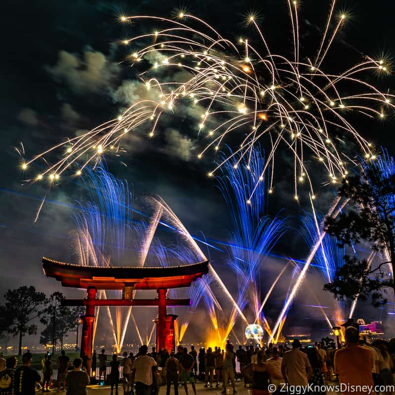 Epcot Illuminations: Reflections of Earth photos Japan